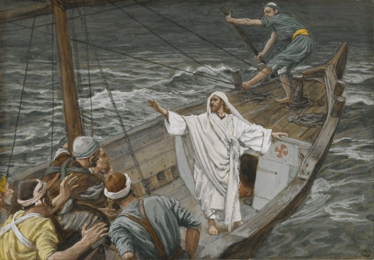 LiturgyTools.net: Pictures for the 12th Sunday of Ordinary Time, Year B