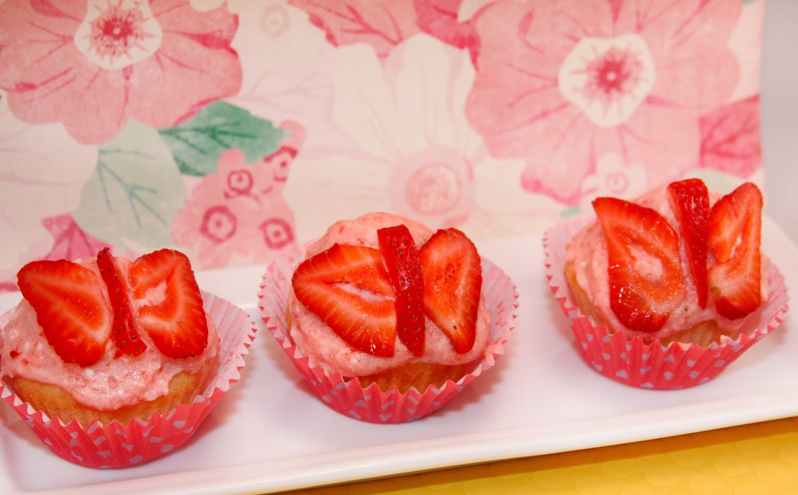 For The Love Of Food Gluten Free Lemon Cupcakes With