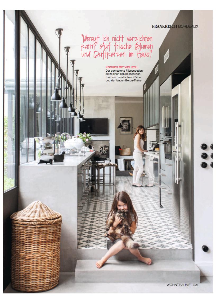 la maison po tique. Black Bedroom Furniture Sets. Home Design Ideas