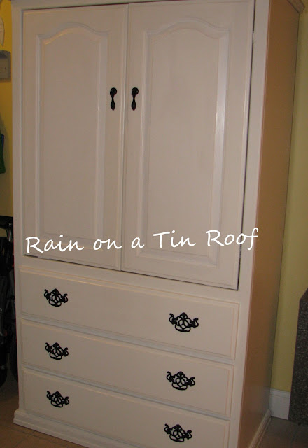 Armoire And Dresser Makeover