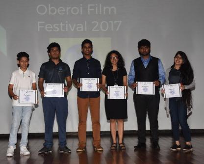 Newztabloid, Oberoi Film Festival, Vivaan Kabir, Partho Gupte , Nandan Venketesh , Khushi Bhatia, Man Shah , Swaraa Lodha
