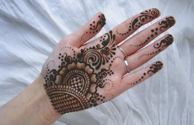 Simple Mehndi Designs Special For Eid Information365