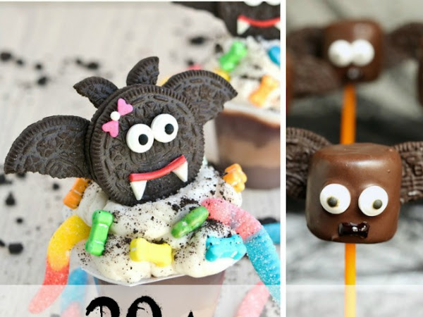 20 AWESOME Vampire Treats