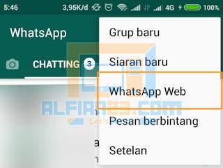 Tutorial Login whatsapp di laptop / pc dengan baik dan benar