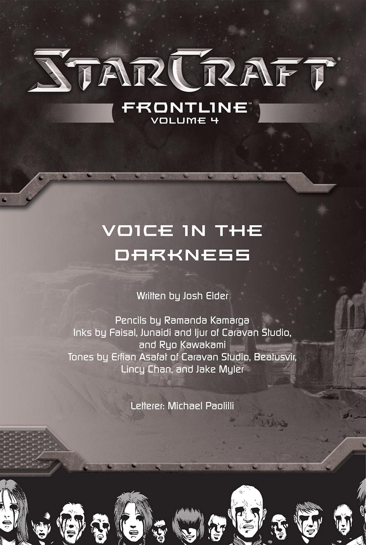 StarCraft: Frontline | Tiền Tuyến