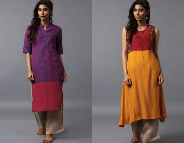 b4fea7e040 Fictitious Fashion: Anuswara: Ethnic Fusion