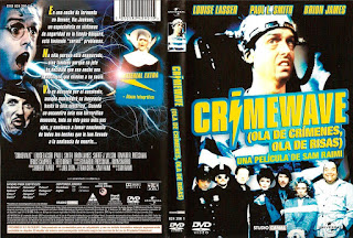 Carátula dvd: Ola de crímenes, ola de risas | 1985 | Crimewave