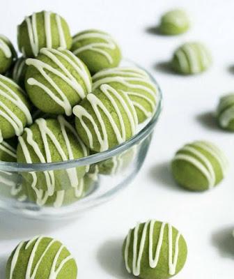 Resep Matcha Green Tea Cookies