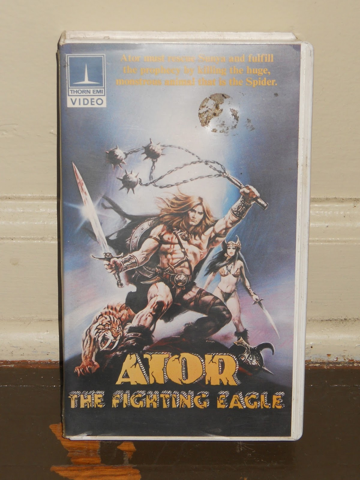 American Genre Film Archive ATOR, THE FIGHTING EAGLE