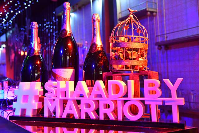 Shaadi By Marriott Unveils The Magnificent Shaadi Of The Year