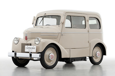 1947 Tama electric car.