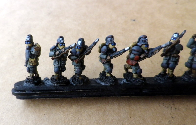 15mm 40K project  - Page 8 - + WORKS IN PROGRESS + - The Bolter and