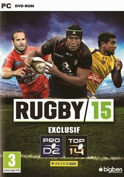 [GameGokil.com] Rugby 2015 Terbaru Single Link Direct Link Full Free
