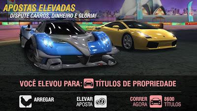 Racing Rivals Apk Mod v4.3.2 (Mod Turbo Infinito)