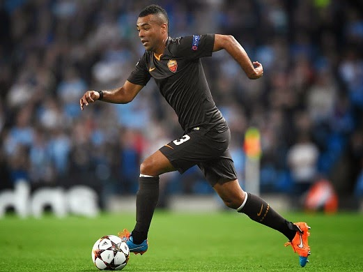 Crystal Palace want Ashley Cole on loan