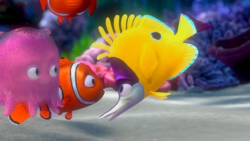Director\'s Commentary Track Review - Finding Nemo | Pixar Post