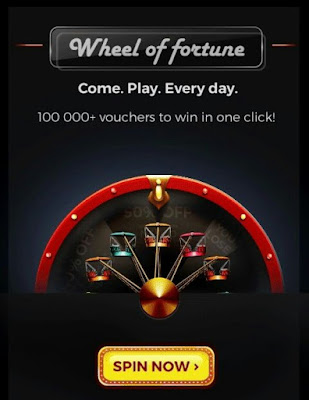 Jumia Black Friday 2017 - Wheel Of Fortune