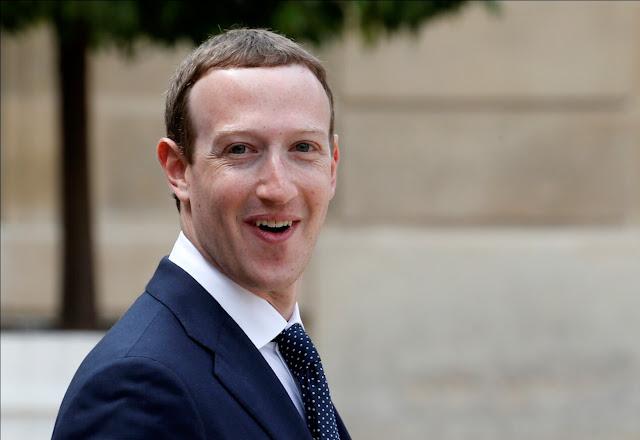 مؤسس موقع فيسبوك مارك زوكربيرج يصبح ثالث أغنى شخص في العالم