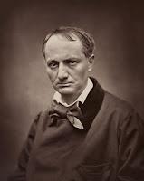 Un ritratto di Charles Baudelaire