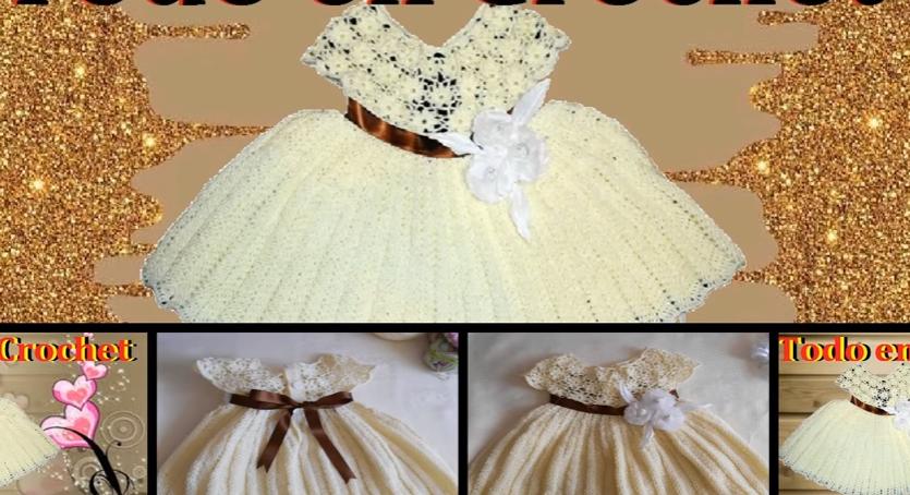Molto I Love Artigianato: Come realizzare un bellissimo vestito bambina  VS07