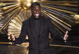 Funnyman Kevin Hart is named highest paid comedian in the world