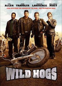 Poster Of Wild Hogs (2007) In Hindi English Dual Audio 300MB Compressed Small Size Pc Movie Free Download Only At worldfree4u.com