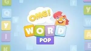 Kelime Bulmaca Oyunu - Omg Word Pop