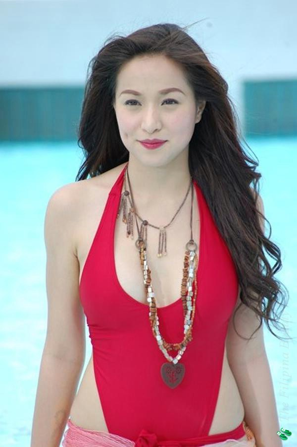 Celebrities In Hot Bikini Alluring Filipina Actress -6442