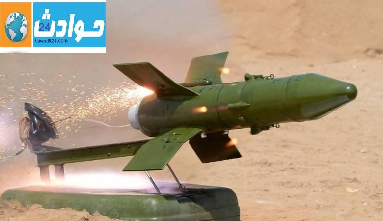 شاهد : خطير.. العثور على صواريخ عند الحدود الجزائرية