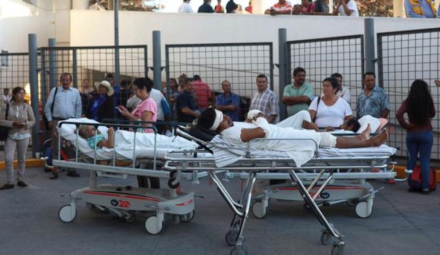 7.2 Magnitude Earthquake Rocks Mexico