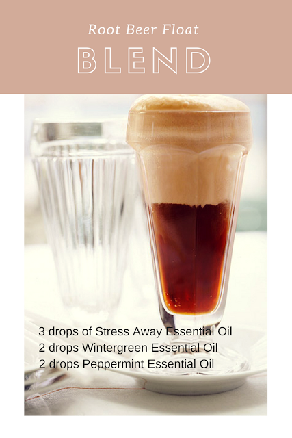 Root Beer Float Blend for the Diffuser