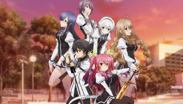 Download Rakudai Kishi no Cavalry x265 Batch Subtitle Indonesia