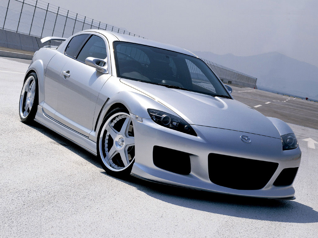 Mazda RX8 HD Wallpapers ~ Amazing Cars