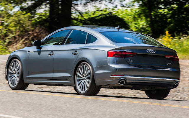 Novo Audi A5 Sportback 2018
