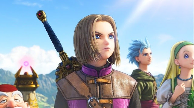 مبيعات لعبة Dragon Quest XI كانت كبيرة على منصة PS4 لكن إجمالا لم تحقق المنتظر منها