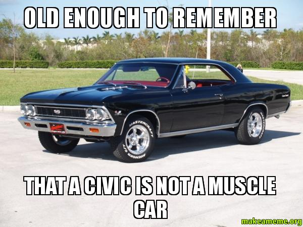 Muscle Car Collection Funny Muscle Car Memes