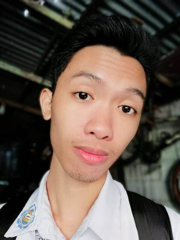 Huawei Nova 2i Front Camera Sample - Outdoor (Portrait)