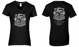 FM Atomic Generation Ladies V-neck