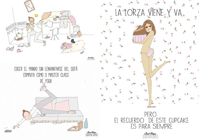 Clarilou ilustraciones