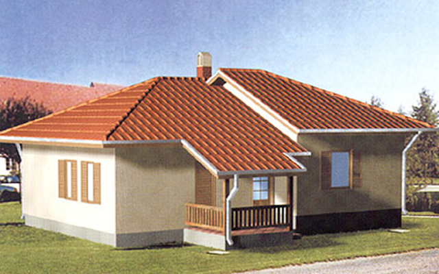 Would you like to live in a wonderful house? Maybe you are just looking to stand out? Bungalow house design is one the most common house due to their wide, welcoming front patios, low-pitched rooftops and open floor designs. Grasping straightforwardness, craftsmanship, and regular materials, it is also charming and cozy. Everybody longs for his own private home. Once in a while, the absence of room and fund makes it difficult to build a huge and extensive house. To the extent outside plan is concerned, a small house can be planned in a cutting-edge style, moderate style or a conventional style.  Everyone dreams of his own private home. Sometimes the lack of space and finance makes it impossible to construct a large and spacious house. Numerous engineers are very much familiar with clients' demand for bungalow house designs with a comfortable format and a high level of comfort. Small houses are intended for families comprising of 2-4 individuals and can be composed on maybe a couple levels.  Small bungalow house designs are one of the most popular housing forms today.  Their simplicity and wonderful strike a chord in many of us, overwhelmed by cleaning, maintaining and funding a traditional home.  But of course, these house are not for everybody, and do require a disciplined life style of purging belongings and managed expectations. It is also gaining stylishness for the same reasons tiny house designs have but are geared towards permanent location while still adhering to the modest lifestyle of tiny house living. Here are the 50 photos of small bungalow house that you can definitely build one day.