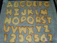 Galletas de mantequilla horneadas