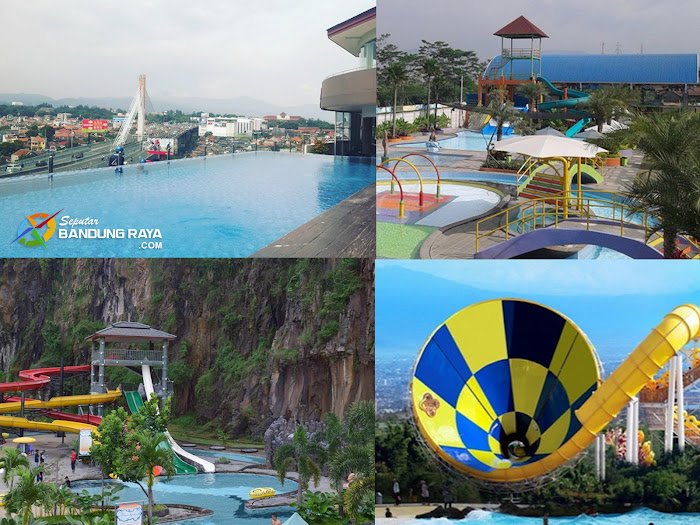30 Kolam Renang Di Bandung Favorit Wisatawan
