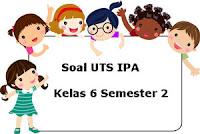 Soal UTS IPA Kelas 6 Semester 2 plus Kunci Jawaban