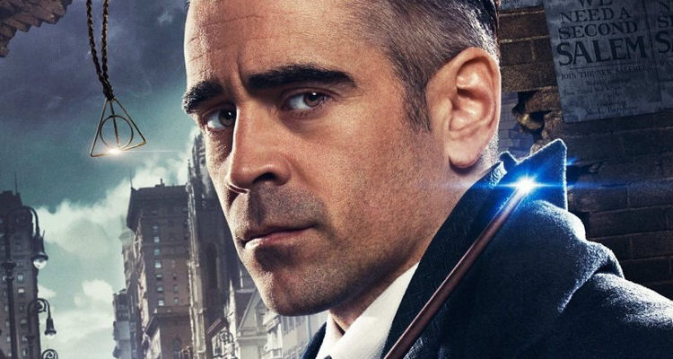 Percival Graves (played by Colin Farrell)
