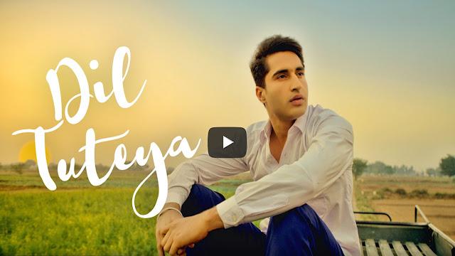 Dil Tuteya Lyrics - Veet Baljit | Jassi Gill, Babbal Rai, Rubina Bajwa