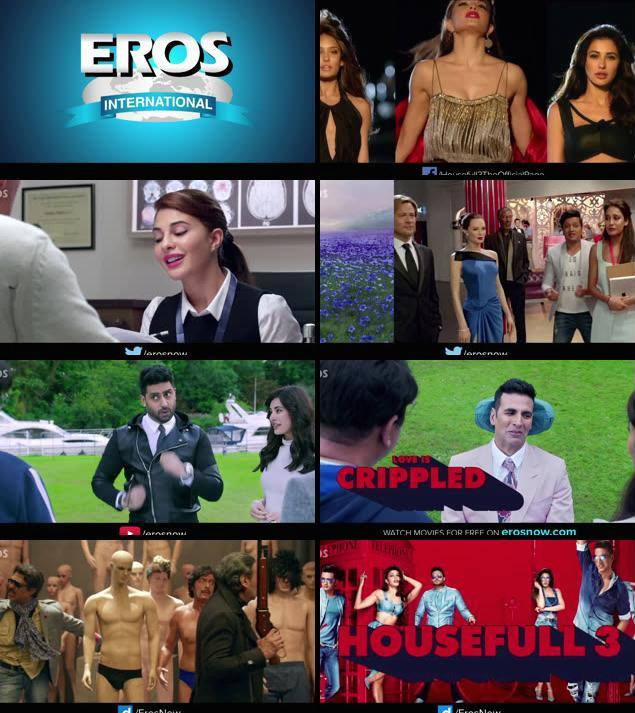 Download Housefull 3 2016 Official Trailer 720p HD Download