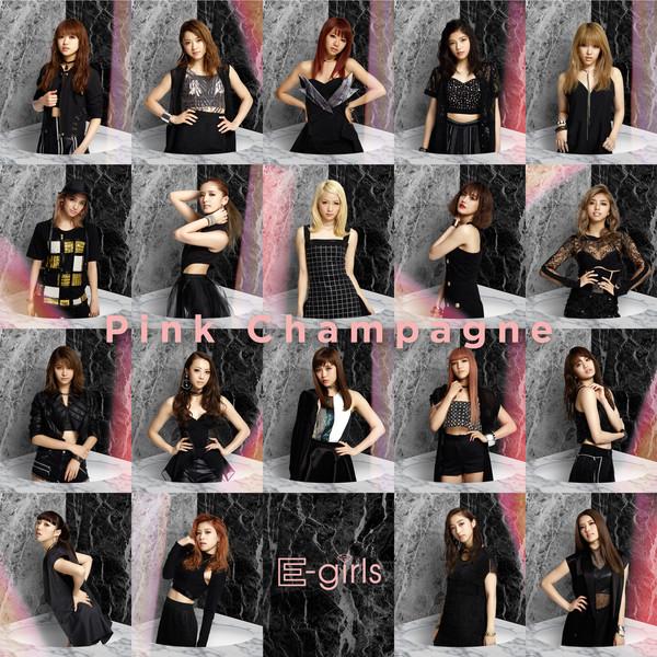 [Single] E-girls – Pink Champagne – (2016.08.10/MP3/RAR)