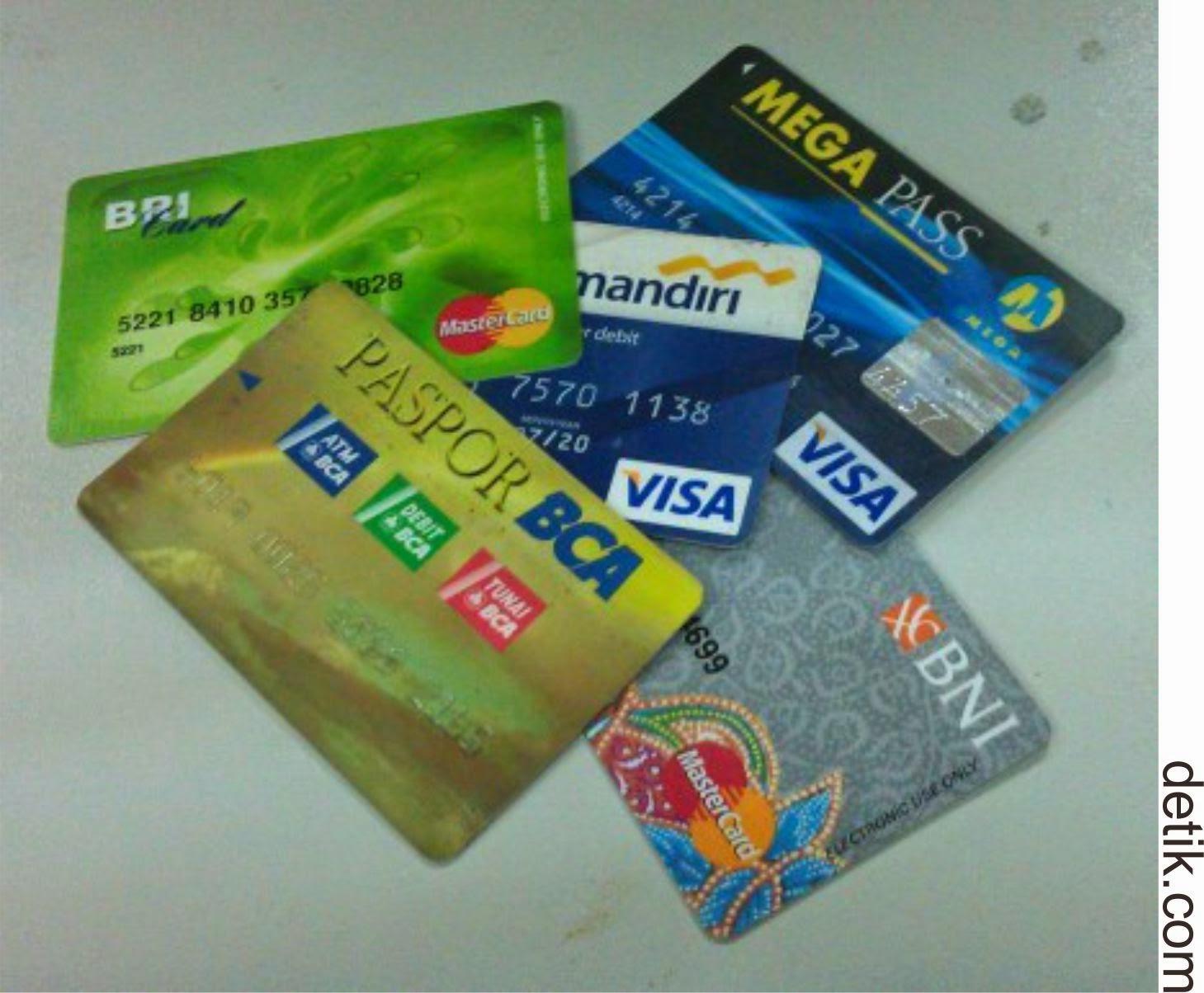 Cara Cepat Membuat Kartu ATM