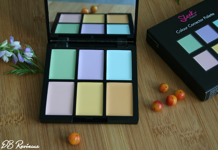 Sleek Makeup Colour Corrector Palette