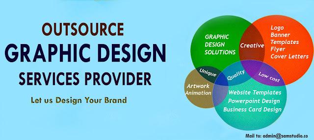 Graphic designing services provider